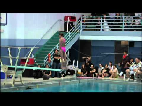 2012 CHSAA Girls 5A Diving Finals