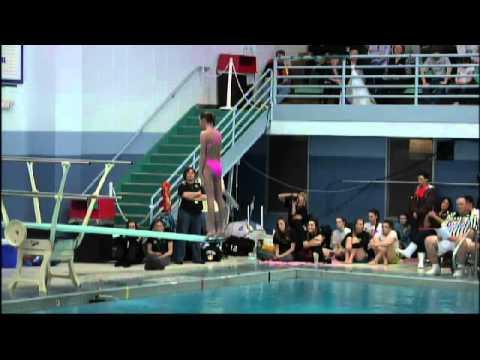 2012 CHSAA Girls 5A Diving Finals