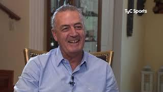 Gustavo Alfaro con Marcelo Palacios para TyCSports.com - ENTREVISTA COMPLETA