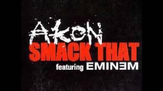 Dj510 -- Justin Timberlake feat. T.I. - My Love VS. Akon feat. Eminem - Smack That MASHUP
