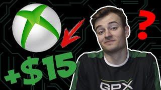 XBOX дарит деньги? | Подарки для Xbox Series X