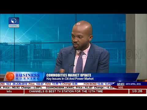 Commodities Market Update On Latest Burning Economic Issues Pt.2 |Business Morning|