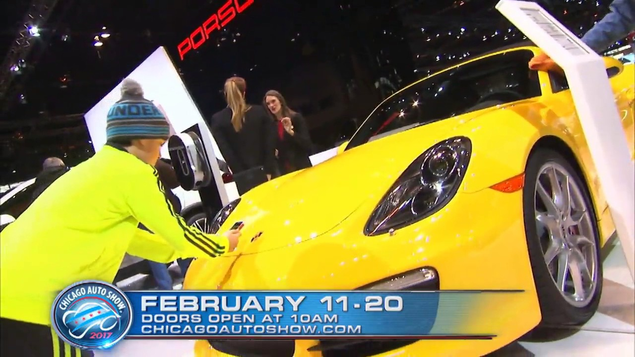 Chicago Auto Show Tickets On Sale YouTube - How much are the tickets for the car show