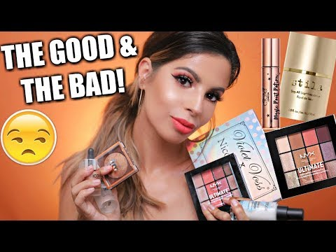 JULY FAVORITES AND DISAPPOINTMENTS 2017