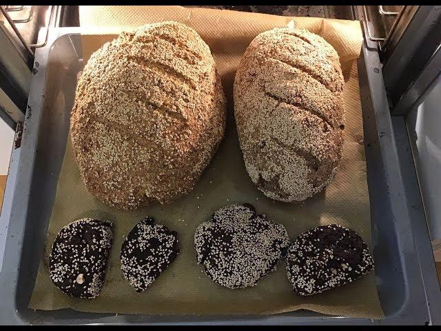 Brot -  NoCarb/Keto/Paleo/Gluten - lukullisch Schlemmen