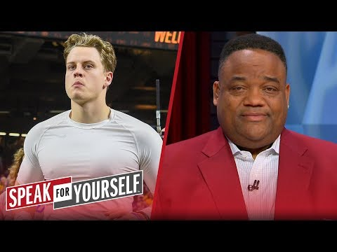 Joe Burrow should refuse to sign with Cincinnati Bengals — Jason Whitlock  NFL  SPEAK FOR YOURSELF
