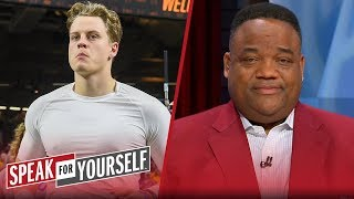 Joe Burrow should refuse to sign with Cincinnati Bengals - Jason Whitlock | NFL | SPEAK FOR YOURSELF