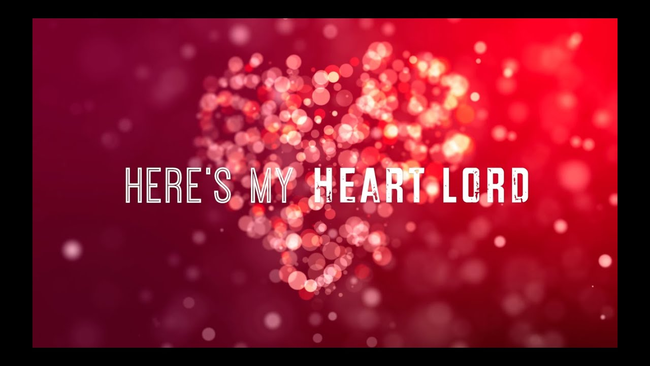 Here's My Heart, Lauren Daigle