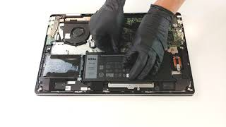 Dell Inspiron 17 7786 2 in 1 - disassembly and upgrade options