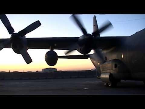 HC-130P Night Mission