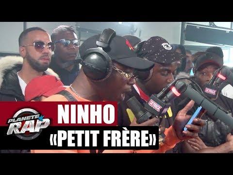 Ninho reprend 'Petit frère' de IAM #PlanèteRap