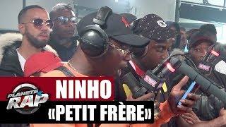 """Ninho reprend """"Petit fre?re"""" de IAM #Plane?teRap"""
