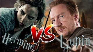 Hermine GRANGER vs. Remus LUPIN | Potter Versus Turnier - Qualifikation