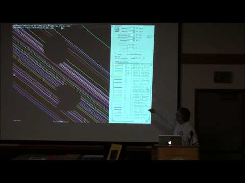 Asteroid Occultations by Chuck McPartlin (please skip first 2 minutes)