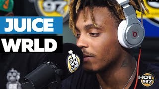 JUICE WRLD | FUNK FLEX | #Freestyle127