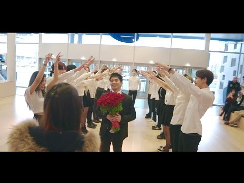 Marriage proposal - Project From France (with Risin' Crew)