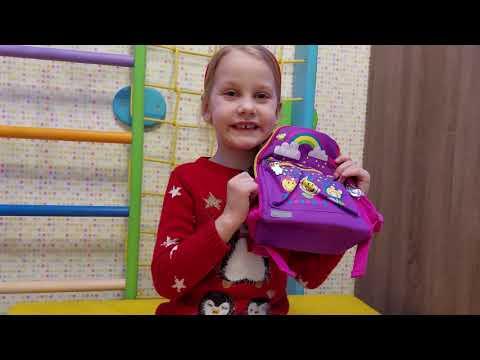 Рюкзак дитячий Yes K-16 Smile 22.5x18.5x9.5 (554756)