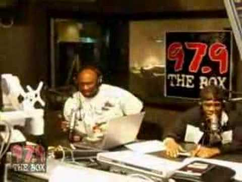 JMac Freestyle with Chamillionaire on KBXXFM 979 The Box
