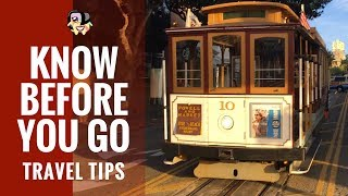 San Francisco Travel Tips: Planning, Packing, Getting Around, What To Do