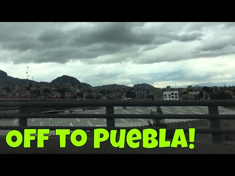 Travelling to Puebla, Mexico for La Cuidad de Las Ideas - Tarlos Travels