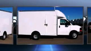 2011 GMC Savana Cutaway (FedEx Specs) Work Van