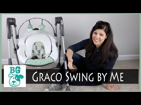 Graco Swing by Me Baby Swing Review by Baby Gizmo