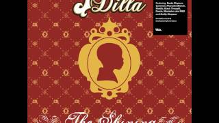 J Dilla - Geek Down (Instrumental)