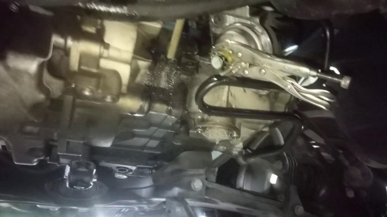 Starter motor running on Bendix VW golf starter motor noise