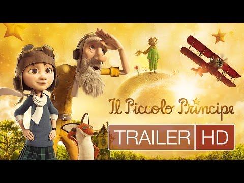 IL PICCOLO PRINCIPE - Trailer ufficiale italiano HD - Da Gennaio al cinema