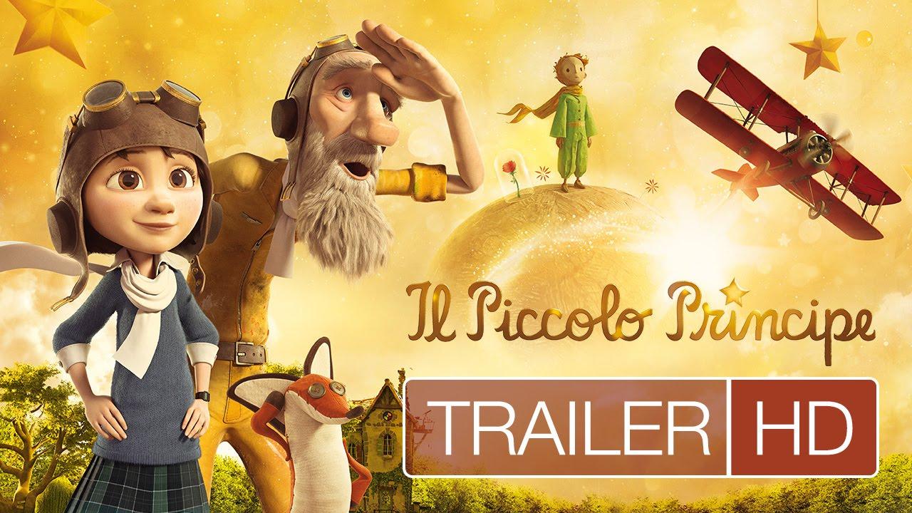 Vedere Il Piccolo Principe Film Completo Italiano Parte 1 Di 8 Youtube