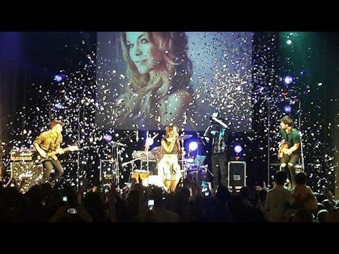 Concierto completo Lenay Chantelle en vivo Uruguay