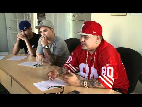 Winnipeg's Most and other Aboriginal Hip Hop artists meet to form a new coalition.