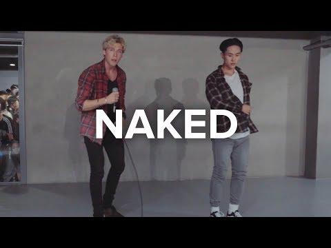 Naked (Acoustic) - Christopher (Live) / Eunho Kim Choreography