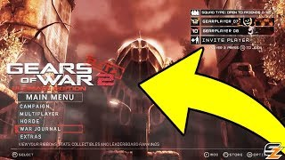 Gears of War 2 Ultimate Edition Beta Gameplay Debunked!