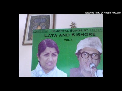 01 Tujh Sang Preet Lagayi Sajna Kishore Kumar Lata Mangeshkar 1982Kaamchor