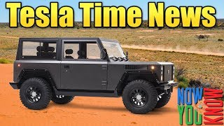 Tesla Time News - Bollinger B1 Electric SUV and more!