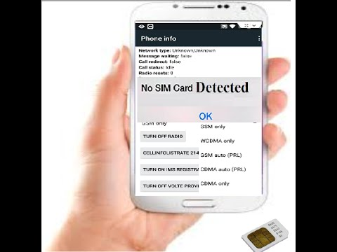 How to Fix No SIM Card Not Detected Error in Android