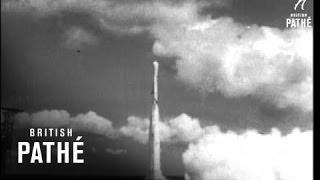 Delta-C D46 Start mit OSO-E1 (1967)