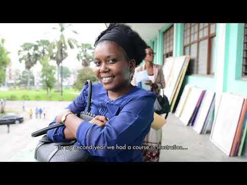 Académie des Beaux-Arts - Art Academy Kinshasa EN