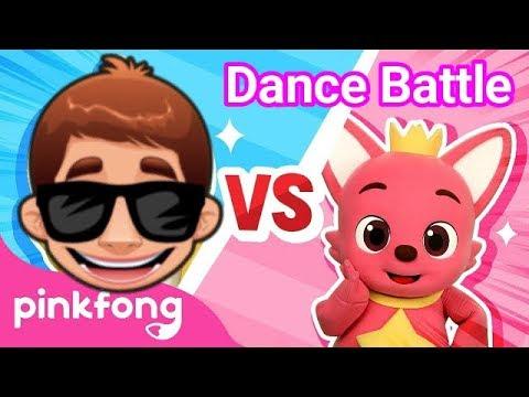baby-shark-dance-battle- -pinkfong-baby-shark-dance-battle- -baby-shark-challenge