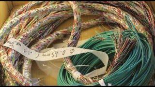 Переработка телефонного кабеля на установке Sincro 315 Mill(Установка Sincro 315 Mill - это бюджетная модель установок, оснащенная турбо мельницей, позволяет перерабатывать..., 2015-11-23T14:13:01.000Z)