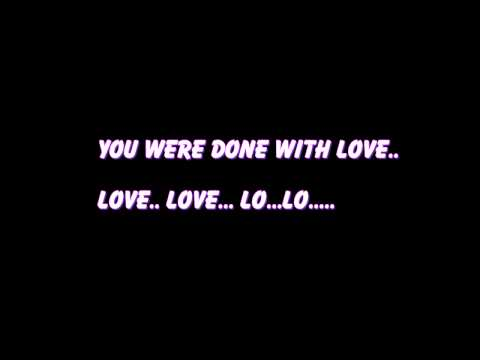 Zedd   Done With Love Lyrics (music videoHD)