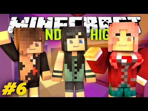 Yandere High School - THE NEW GIRL?! [S1: Ep.6 Minecraft Roleplay]