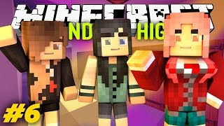 Yandere High - THE NEW GIRL?! (Minecraft Roleplay) #6