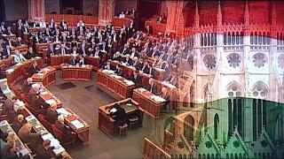 Megszavazta az Országgyűlés a parlamenti szabályok módosítását
