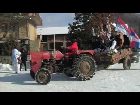 Teslić: Badnjaci (specijal) – 6.1.2017.