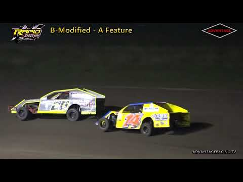 B-Modified Feature - Rapid Speedway - 8/31/18