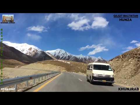 Naran to Khunjrab China boarder (Part 14/14)Hunza Valley Gilgit Baltistan