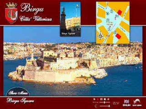 Vittoriosa Birgu (English Version) DVD