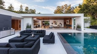 Stunning Ultra-Modern Contemporary in Beverly Hills, Los Angeles, CA, USA